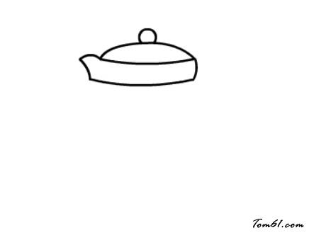 罐子简笔画步骤