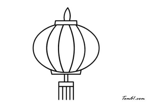 变色龙简笔画_灯笼3图片_学习简笔画_少儿图库_中国儿童资源网