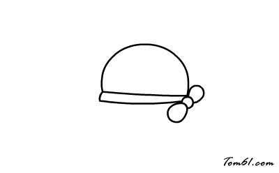 帽子6图片_学习简笔画_少儿图库_中国儿童资源网
