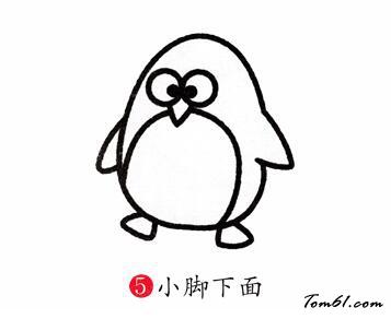 qq头像 手绘企鹅