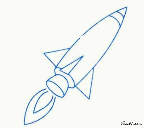 火箭4图片