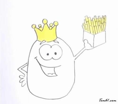 土豆先生图片