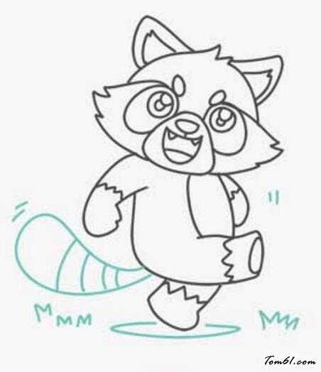 小熊猫3图片