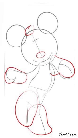 动漫 简笔画 卡通 漫画 手绘 头像 线稿 330_581 竖版 竖屏