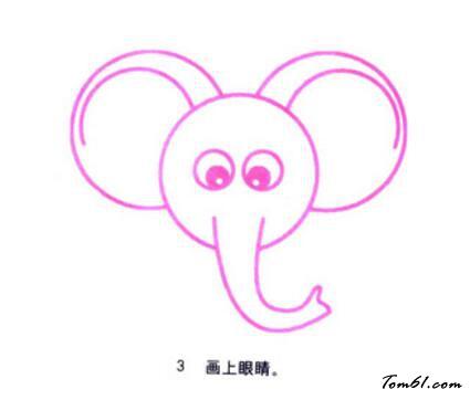 大象头图片