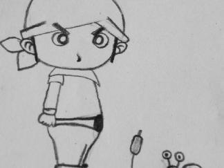 卡通人物3