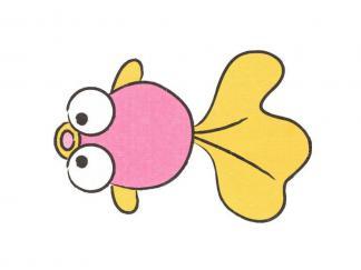 可爱的小金鱼4