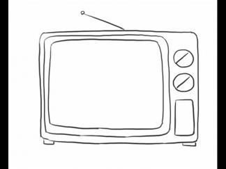 电视机76