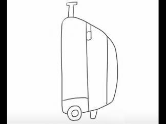 行李箱34