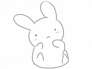 可爱小兔4