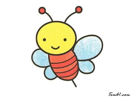 卡通蜜蜂11
