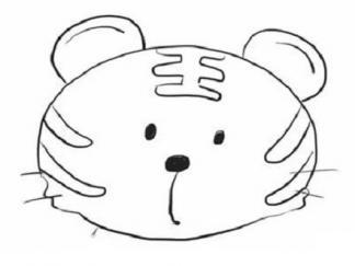 可爱老虎3