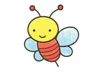 卡通蜜蜂114