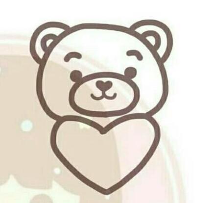 可爱的小熊2