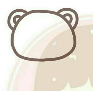 可爱的小熊1