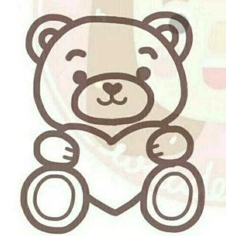 可爱的小熊3