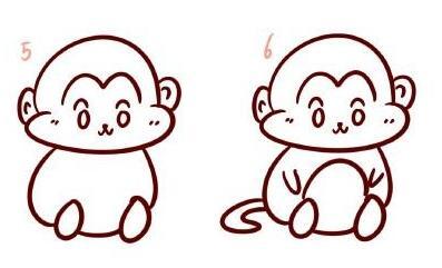 可爱的猴子3