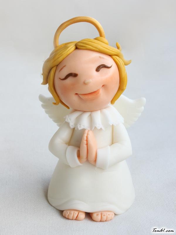 白衣小天使的彩泥橡皮泥制作教程图解