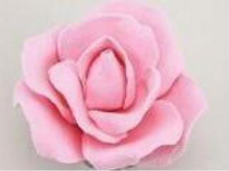 玫瑰2的彩泥橡皮泥制作教程图解