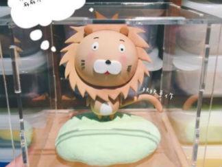 小狮子玩偶的彩泥橡皮泥制作教程图解