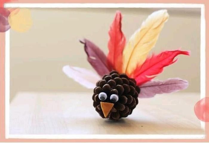 可爱的小鸟diy废物利用的创意制作图解教程