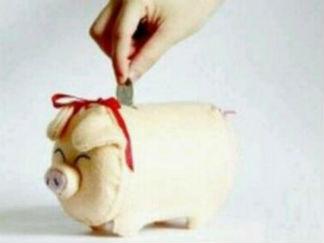 小猪存钱罐的废物利用的创意制作图解教程