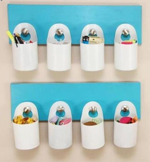 洗发水瓶子的废物利用的创意制作图解教程