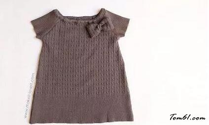 衣服的廢物利用的創意制作圖解教程13