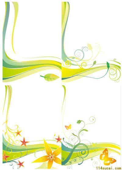 ppt 背景 背景图片 边框 模板 设计 矢量 矢量图 素材 相框 400_557