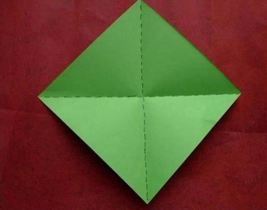 百合花球的折纸图解与方法教程_折纸大全_手工制作