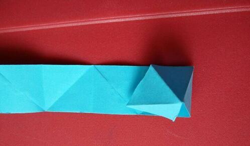 小粽子折纸图解与方法教程