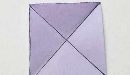 精致小花球折纸图解与方法教程