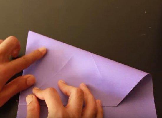 简单的飞机折纸