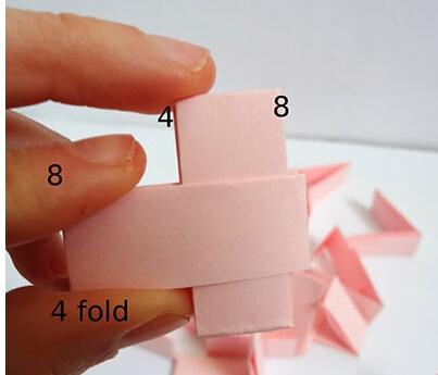 漂亮的皇冠戒指折纸图解与方法教程