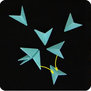 3d折纸蛋折纸图解与方法教程_折纸大全_手工制作大全