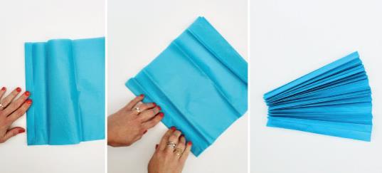 元宵节传统习俗节日花灯的手工折纸制作教程