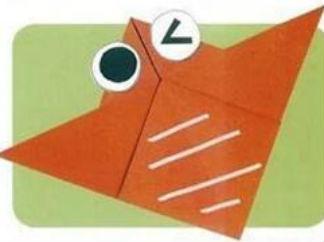 飞舞的知了的折纸图解与方法教程