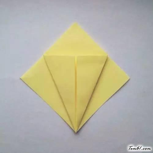 蜻蜓的折纸图解与方法教程3_折纸大全_手工制作大全