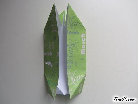 四叶草3的折纸图解与方法教程