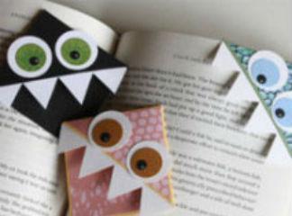 折纸书签的折纸图解与方法教程