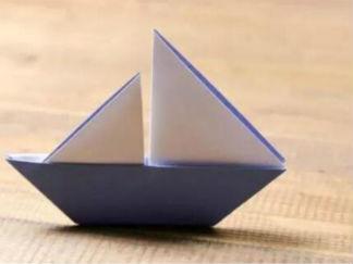 輪船的折紙圖解與方法教程3