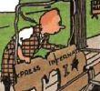 丁丁历险记-丁丁在苏联(彩色版)