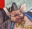 年画连环画-猪八戒背媳妇