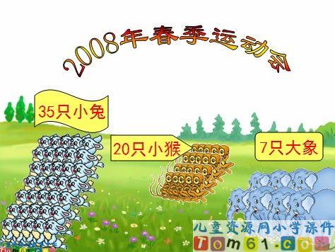 解决问题课件2_人教版小学数学二年级下册课件_小学课件_中国儿童资源图片