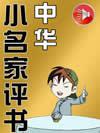中华小名家评书