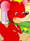 红袋鼠安全自护金牌故事
