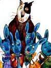 蓝皮兔的故事