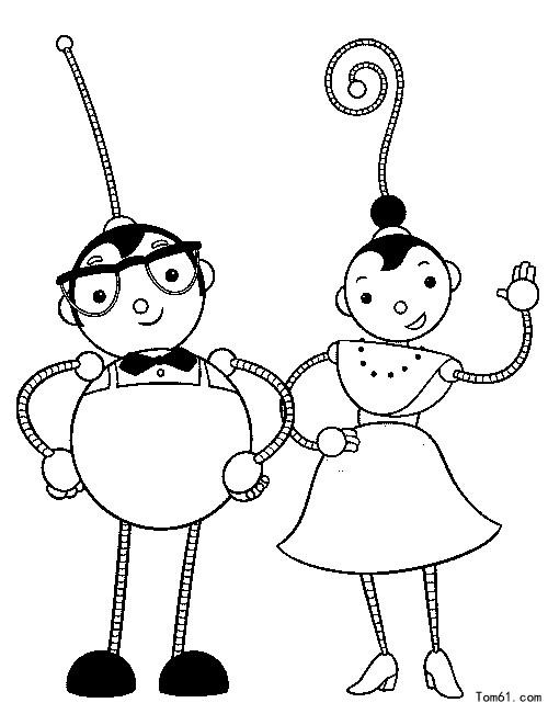 3d卡通图片_简笔画图片_少儿图库_中国儿童资源网