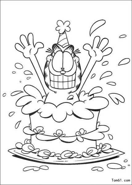 加菲猫的幸福生活第7集