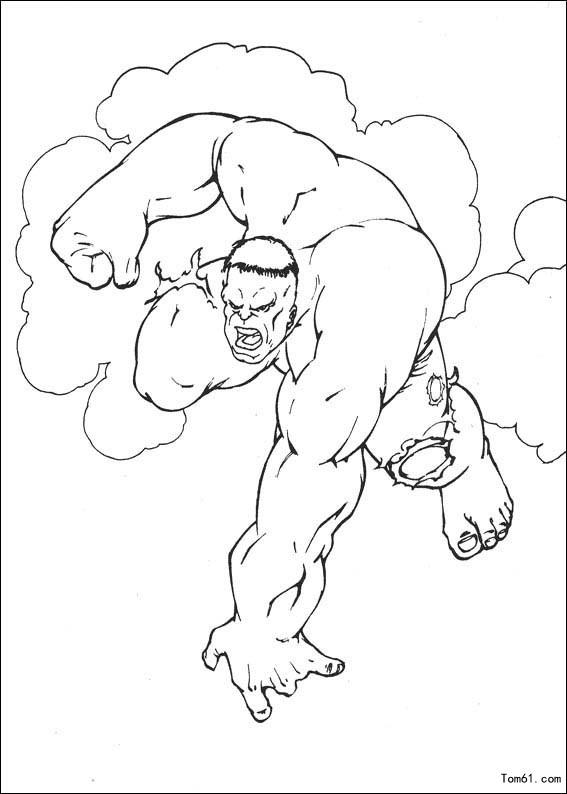 巨人的图片简笔画